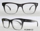 Frame ótico do acetato retangular dos frames para homens com (Ce) o Eyewear