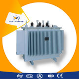 Transformateur de pétrole de cuivre triphasé de pouvoir d'enroulements