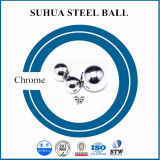 bola de metal redonda de la bola de aluminio sólida de 25m m Al5050
