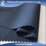 Tissu 100% d'extension à deux lignes de ratière de Ripstop de polyester pour des vêtements de sport Gatment
