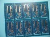Ranuras azules del PWB del oro de la inmersión del PWB de Matt del diseño del PWB de la electrónica