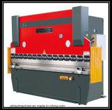 Hoja hidráulico de la máquina de metal ranura en V Corte