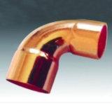 Socket de cobre que reduce el codo de las instalaciones de tuberías