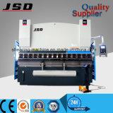 Folha de aço Press Brake 4 Axis Hydraulic CNC Press Brake