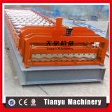 Roulis glacé de tuile de toit formant la machine pour le type 1100