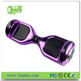 Rueda púrpura Hoverboard púrpura eléctrico elegante de Hoverboard dos