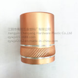 24mm aluminium-Plastic Conical GLB voor Cosmetics with&Without Embossed