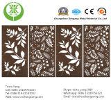 De Staalplaat van Corten Voor het Maken van de Plaats van de Tentoonstelling