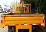 La cabine d'équipage 3 tonnes de grue de camion de camion pliable de bras a monté avec la grue