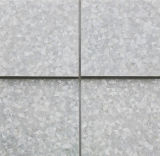 Azulejo de mosaico nacarado del shell del color natural de lujo del diseño