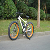 fetter Gebirgselektrisches Fahrrad des Gummireifen-500W