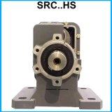 Src01 모터에 의하여 2 상연되는 속도 감소 나선형 변속기 흡진기