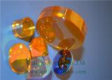 Classe UV lentes óticas Dobro-Convexas revestidas de silicone fundido
