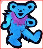 Заплата значка вышивки формы медведя для теннисок (YH-EB130)