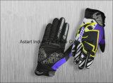 Barretta piena di alta qualità che corre il guanto del motociclo del guanto di sport (MAG53)