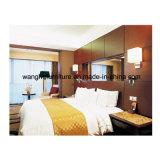 Conjunto de dormitorio de madera del hotel 2017