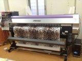 """papel de transferencia de antienrollamiento de secado rápido de la sublimación de 78GSM 44 """" Skyimage para sublimar la materia textil del poliester"""