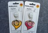 Le support neuf de doigt de téléphone mobile a remis l'adhérence de boucle de téléphone cellulaire de support de téléphone de tablette