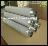 Filtri di tessitura dalla rete metallica dell'acciaio inossidabile per Warrer/petrolio/gas