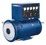 St Stc 100% 구리 철사 발전기 단일 위상 AC 동시 발전기