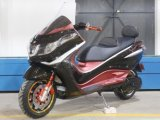 leistungsfähiger Motor 3000W, der elektrisches Motorrad, elektrischen Scheinwerfer des Fahrrad-Motorrad-LED läuft