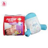 De descuento Promoción Imprimido patrón de conejo encantador Desechable bebé bebé pañal