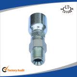Garnitures de pipe femelles métriques de portée de Flate de constructeur chinois