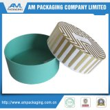 Cadre de empaquetage de mariage de cadre de cylindre de carton pour les cadeaux de renvoi