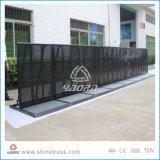 Алюминиевые барьеры безопасности барьера управлением толпы