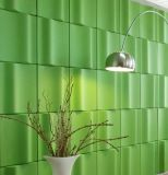 Звукоизоляционная плита волокна полиэфира гарантии типа E0 относящая к окружающей среде