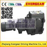 K-Serien-schraubenartiges Kegelradgetriebe-Reduzierstück mit dem Drehkraft-Arm für Aufzug-Maschine