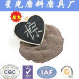Prix du marché de granulation de Brown d'oxyde d'aluminium