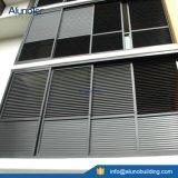 Glissement du panneau coulissant en aluminium d'auvent d'obturateur d'obturateur d'auvent