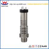 Sensor sanitário cilíndrico da pressão da aplicação de Wp435b