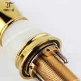 Rubinetto d'ottone di Bidet della nuova di disegno singola giada della maniglia Zf-706