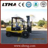 Chinesischer populärer Gabelstapler 4 Tonnen-Dieselgabelstapler für Verkauf