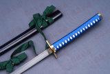 Spada di Cosplay della spada/fumetto del candeggiante del Anime/spada della visualizzazione