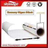 """90GSM 54 """" *100mの昇華織物印刷のための速い乾燥した熱伝達ペーパー"""