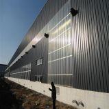 Gruppo di lavoro prefabbricato, costruzione d'acciaio del magazzino, struttura della struttura d'acciaio di costruzione d'acciaio
