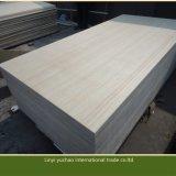 da face Recon do folheado de 18mm madeira compensada comercial de Linyi