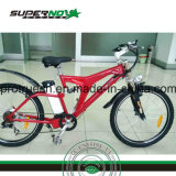 リチウム電池(SPM-004)が付いている電気自転車