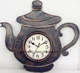 Horloge de mur de vente chaude antique décorative à la maison en gros