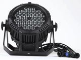 IP65 Waterproof LED PAR Light 54PCS 3W RGBW LED PAR voor Outdoor