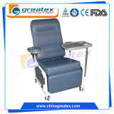 Sillas manuales del hospital de la silla de la diálisis de la sangre (GT-AD04)