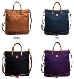 고품질 방수 나일론 핸드백 큰 크기 형식 디자인 운반물 어깨에 매는 가방 Sy8454