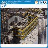 地階の/Storey-Levelの壁の建築材料の鋼鉄壁の型枠