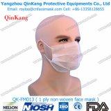Masque protecteur non tissé remplaçable de masque de poussière avec l'Oreille-Boucle/relation étroite