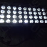 luz al aire libre de la colada de la pared de 36X10W RGBW 4in1 LED