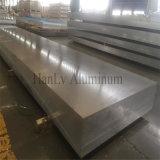 Placa del aluminio 5052 para el instrumento
