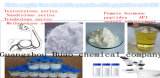 Hidrocloro CAS de Phenformin do Bodybuilding: 834-28-6 para o peso da perda